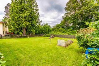 Photo 34: 45499 LEWIS Avenue in Chilliwack: Chilliwack N Yale-Well House for sale : MLS®# R2462795