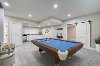 Photo 34: 7239 MAY Road in Edmonton: Zone 14 House Half Duplex for sale : MLS®# E4209226