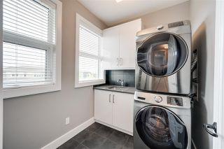 Photo 30: 7239 MAY Road in Edmonton: Zone 14 House Half Duplex for sale : MLS®# E4209226