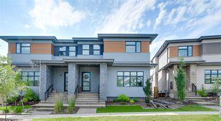 Photo 1: 7239 MAY Road in Edmonton: Zone 14 House Half Duplex for sale : MLS®# E4209226