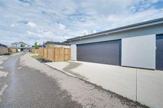 Photo 48: 7239 MAY Road in Edmonton: Zone 14 House Half Duplex for sale : MLS®# E4209226
