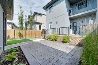 Photo 45: 7239 MAY Road in Edmonton: Zone 14 House Half Duplex for sale : MLS®# E4209226
