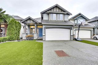 """Photo 1: 1110 AMAZON Drive in Port Coquitlam: Riverwood House for sale in """"AUGUSTA GREEN"""" : MLS®# R2518099"""