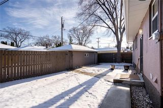Photo 33: 656 Cordova Street in Winnipeg: River Heights Residential for sale (1D)  : MLS®# 202028811