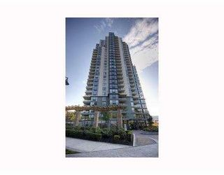 "Photo 1: 602 288 UNGLESS Way in Port Moody: North Shore Pt Moody Condo for sale in ""THE CRESCENDO"" : MLS®# V807909"