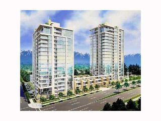 "Photo 1: 1803 1320 CHESTERFIELD Avenue in North Vancouver: Central Lonsdale Condo for sale in ""VISTA PLACE"" : MLS®# V823083"
