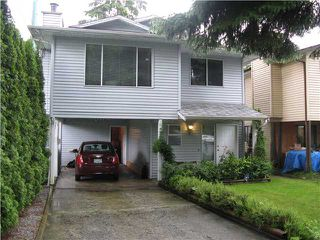 Photo 1: 3167 STRATFORD Street in Port Coquitlam: Birchland Manor House for sale : MLS®# V834841
