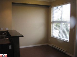"Photo 5: 29 20460 66TH Avenue in Langley: Willoughby Heights Townhouse for sale in ""Willow Edge"" : MLS®# F1100206"