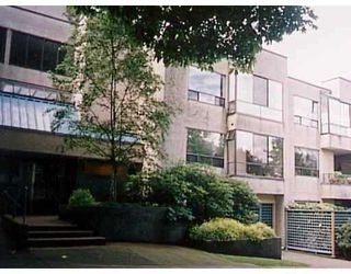 """Main Photo: 303 1350 COMOX ST in Vancouver: West End VW Condo for sale in """"BROUGHTON TERRACE"""" (Vancouver West)  : MLS®# V572105"""