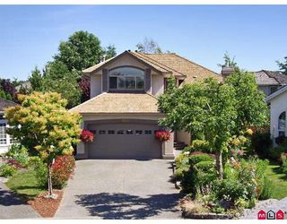 "Photo 1: 9266 207TH Street in Langley: Walnut Grove House for sale in ""GREENWOOD"" : MLS®# F2831840"