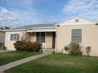 Photo 1: NATIONAL CITY House for sale : 4 bedrooms : 1405 J Avenue