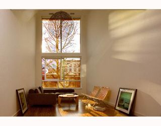 "Photo 1: 301 36 WATER Street in Vancouver: Downtown VW Condo for sale in ""TERMINUS"" (Vancouver West)  : MLS®# V761946"