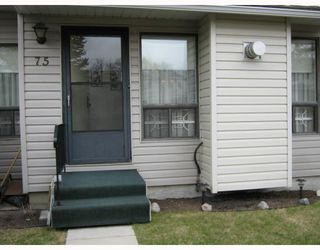 Photo 1: 151 GREENWAY Crescent East in WINNIPEG: Westwood / Crestview Condominium for sale (West Winnipeg)  : MLS®# 2908600