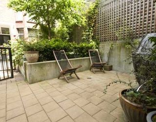 """Photo 8: 844 W 6TH Avenue in Vancouver: Fairview VW Townhouse for sale in """"BOXWOOD GREEN"""" (Vancouver West)  : MLS®# V770061"""