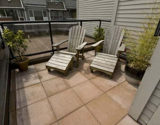 """Photo 7: 844 W 6TH Avenue in Vancouver: Fairview VW Townhouse for sale in """"BOXWOOD GREEN"""" (Vancouver West)  : MLS®# V770061"""