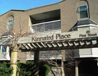 """Photo 1: 419 65 1ST Street in New_Westminster: Downtown NW Condo for sale in """"KINNAIRD PLACE"""" (New Westminster)  : MLS®# V776465"""