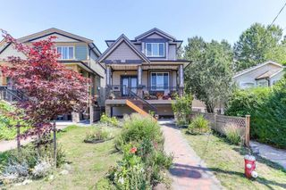 Main Photo: 239 JARDINE Street in New Westminster: Queensborough House for sale : MLS®# R2388465