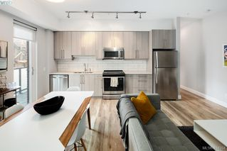 Photo 6: 101 595 Pandora Avenue in VICTORIA: Vi Downtown Condo Apartment for sale (Victoria)  : MLS®# 414554