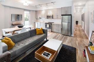 Photo 2: 101 595 Pandora Avenue in VICTORIA: Vi Downtown Condo Apartment for sale (Victoria)  : MLS®# 414554