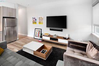 Photo 3: 101 595 Pandora Avenue in VICTORIA: Vi Downtown Condo Apartment for sale (Victoria)  : MLS®# 414554