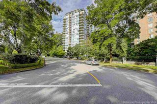 "Main Photo: 1102 5639 HAMPTON Place in Vancouver: University VW Condo for sale in ""HAMPTON PLACE/THE REGENCY"" (Vancouver West)  : MLS®# R2404001"