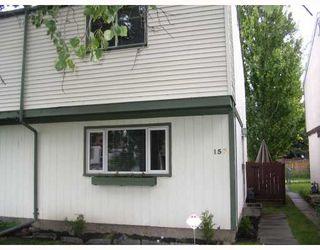 Photo 1: 159 LE MAIRE Street in WINNIPEG: Fort Garry / Whyte Ridge / St Norbert Residential for sale (South Winnipeg)  : MLS®# 2914913