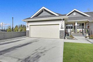 Main Photo: 7 2632 BOWEN Way in Edmonton: Zone 55 House Half Duplex for sale : MLS®# E4183863