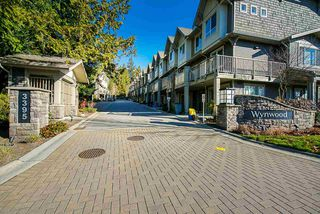 Photo 19: 8 3395 GALLOWAY Avenue in Coquitlam: Burke Mountain Townhouse for sale : MLS®# R2444614