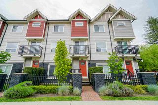 "Main Photo: 18 14177 103 Avenue in Surrey: Whalley Townhouse for sale in ""The Maple"" (North Surrey)  : MLS®# R2453411"
