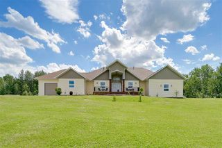 Main Photo: 23219 Township Road 573: Rural Sturgeon County House for sale : MLS®# E4204186