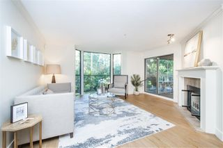 "Main Photo: 102 3288 CAPILANO Crescent in North Vancouver: Edgemont Condo for sale in ""Canyon Point"" : MLS®# R2483428"