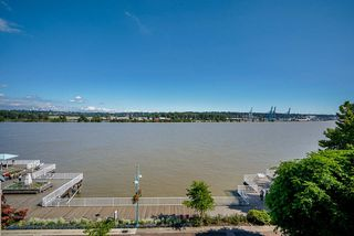 """Photo 26: 404 3 K DE K Court in New Westminster: Quay Condo for sale in """"Quayside Terrace"""" : MLS®# R2495125"""