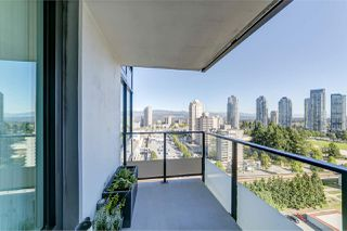 "Photo 21: 2209 6658 DOW Avenue in Burnaby: Metrotown Condo for sale in ""Moda by Polygon"" (Burnaby South)  : MLS®# R2503244"