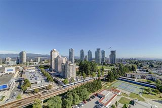 "Photo 24: 2209 6658 DOW Avenue in Burnaby: Metrotown Condo for sale in ""Moda by Polygon"" (Burnaby South)  : MLS®# R2503244"