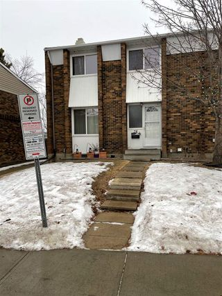 Main Photo: 28 RIDGEWOOD Terrace: St. Albert Townhouse for sale : MLS®# E4225750