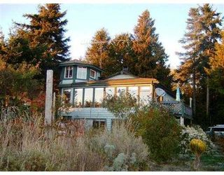 "Main Photo: 4579 STALASHEN DR in Sechelt: Sechelt District House for sale in ""TSAWCOME"" (Sunshine Coast)  : MLS®# V558978"