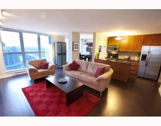 Photo 2: 1808 1238 SEYMOUR Street in Vancouver: Downtown VW Condo for sale (Vancouver West)  : MLS®# V812557