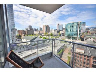 Photo 8: 1802 188 KEEFER Place in Vancouver: Downtown VW Condo for sale (Vancouver West)  : MLS®# V824767