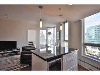 Photo 2: 1802 188 KEEFER Place in Vancouver: Downtown VW Condo for sale (Vancouver West)  : MLS®# V824767
