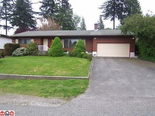 Photo 1: 2510 MAGNOLIA in Abbotsford: Abbotsford West House for sale : MLS®# F1011272