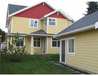 Photo 2: 5315 CRESCENT DR in Ladner: Holly House for sale : MLS®# V566315