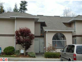 "Photo 9: 406 1750 MCKENZIE Road in Abbotsford: Poplar Townhouse for sale in ""Alderglen"" : MLS®# F1027179"