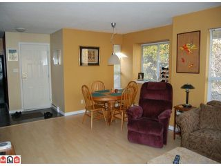 "Photo 2: 406 1750 MCKENZIE Road in Abbotsford: Poplar Townhouse for sale in ""Alderglen"" : MLS®# F1027179"