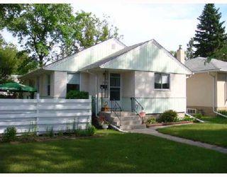 Photo 1: 115 BANK Avenue in WINNIPEG: St Vital Residential for sale (South East Winnipeg)  : MLS®# 2815561