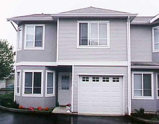 Photo 1: 106 22950 116TH Avenue in Maple_Ridge: East Central Townhouse for sale (Maple Ridge)  : MLS®# V740450