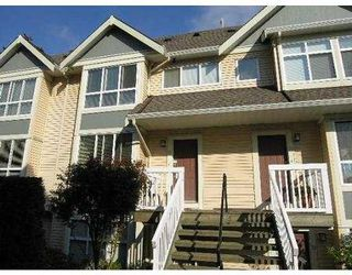 Main Photo: #37 - 7128 Stride Ave., Burnaby: House for sale (Edmonds BE)  : MLS®# V677048
