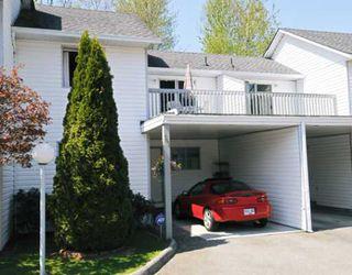 Main Photo: 11 12075 207A Street in Maple_Ridge: Northwest Maple Ridge Townhouse for sale (Maple Ridge)  : MLS®# V763828