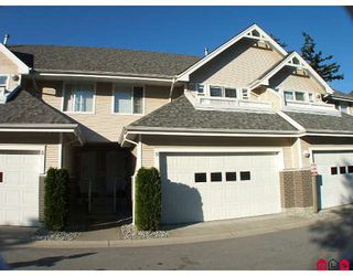"Photo 1: 9 13918 58TH Avenue in Surrey: Panorama Ridge Townhouse for sale in ""ALDER PARK"" : MLS®# F2914676"