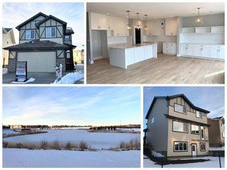 Photo 1: 3061 Carpenter Landing in Edmonton: Zone 55 House for sale : MLS®# E4171410