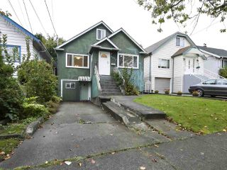 Main Photo: 2623 TURNER Street in Vancouver: Renfrew VE House for sale (Vancouver East)  : MLS®# R2411381